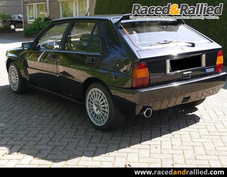 Lancia Delta Integrale Evo 16v | Performance & Trackday Cars for ...