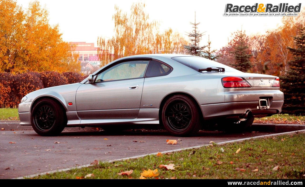 Auto For Sale For Sale: Nissan Silvia S15 LS1 Drift Spec