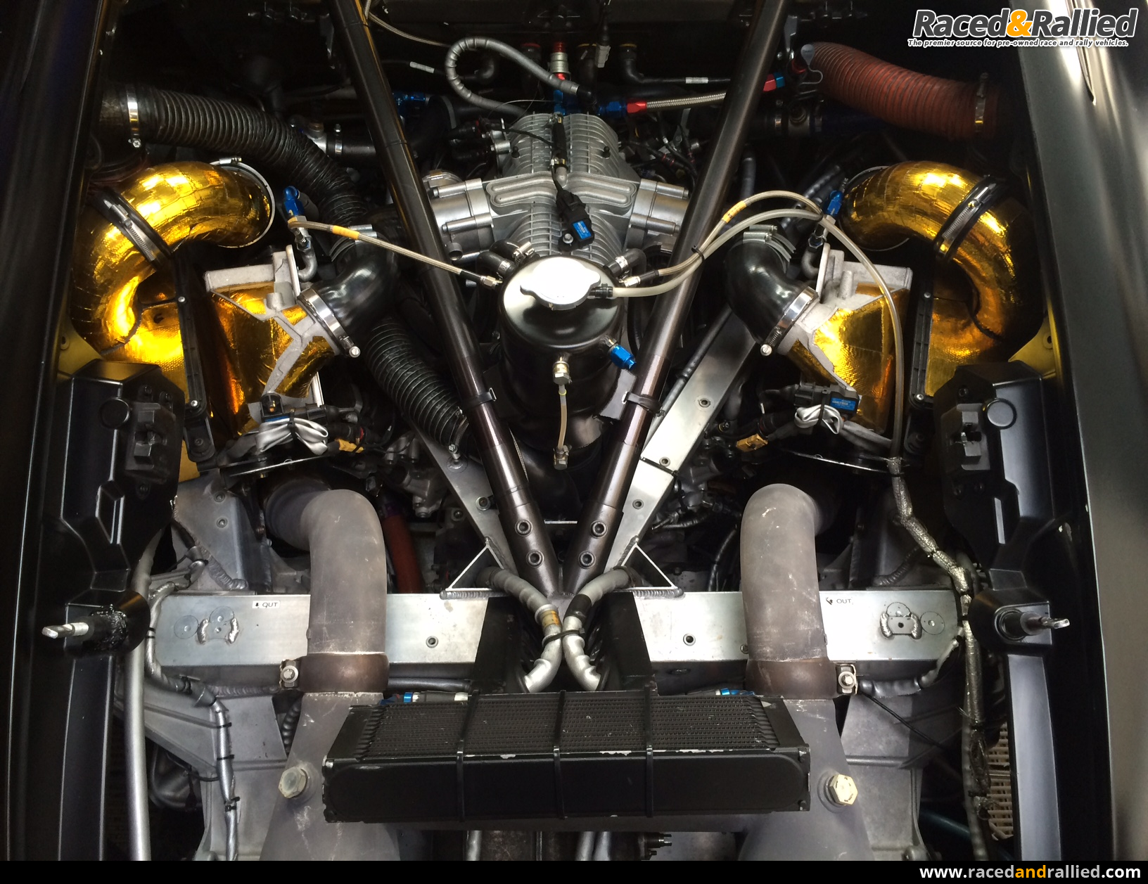 Cobra Kit Car >> McLaren MP4-12C GT3 | Race Cars for sale at Raced