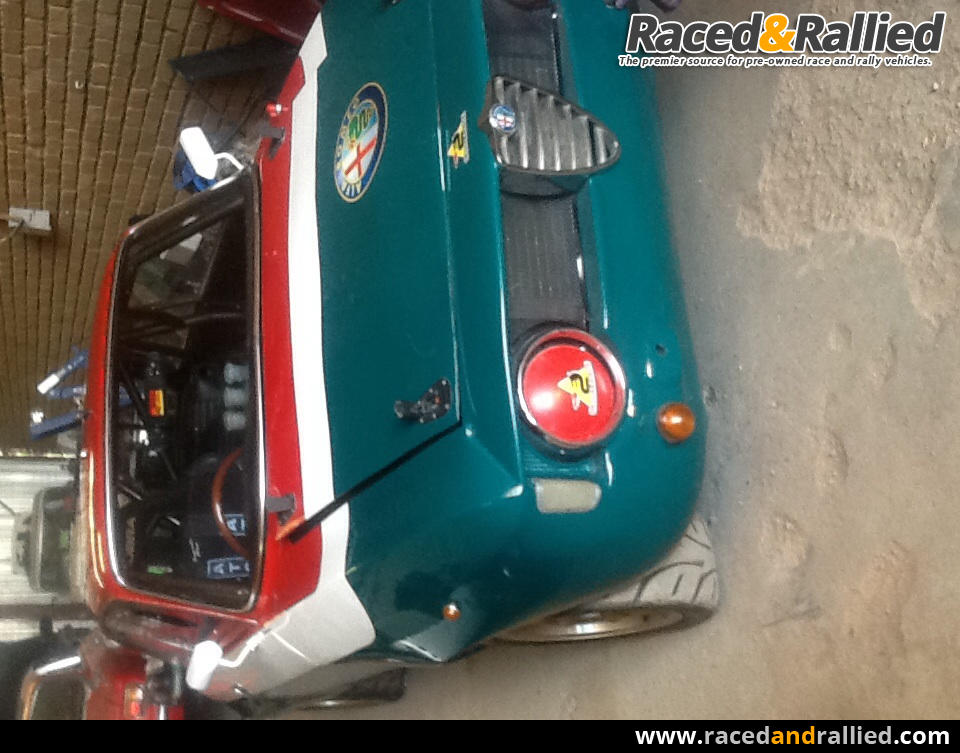 1967 Alfa Romeo GT Junior wide body | Race Cars for sale at Raced ...