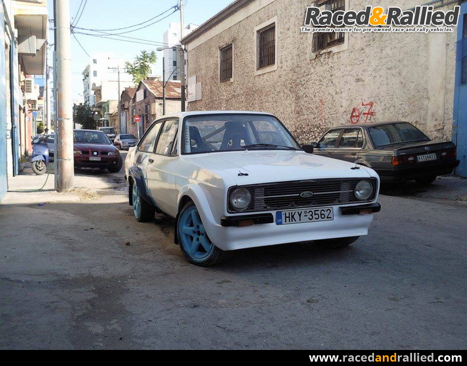 Ford Escort Mk2 | Rally Cars for sale at Raced & Rallied | rally ...