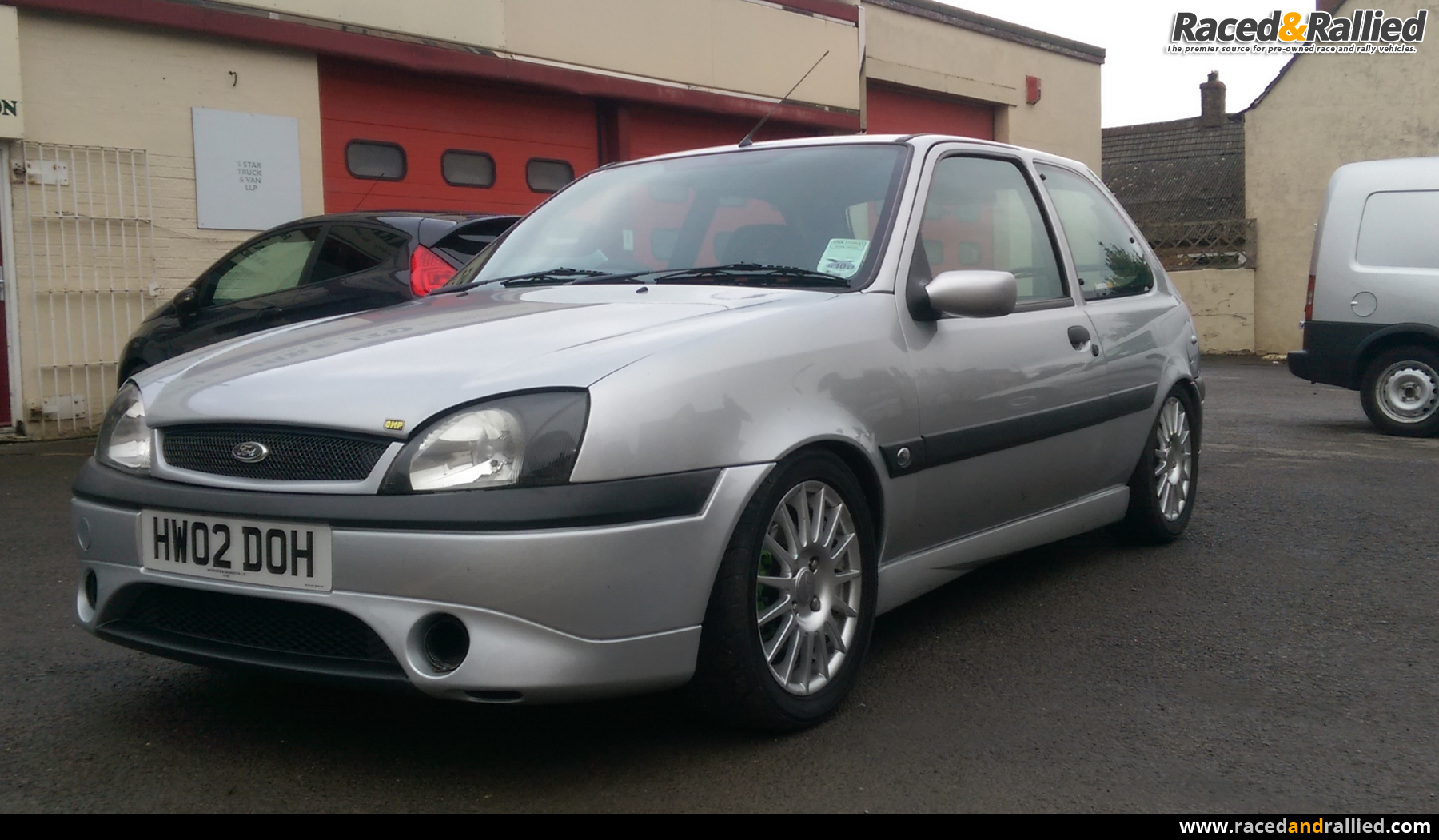 2002 fiesta zetec S | Performance & Trackday Cars for sale ...