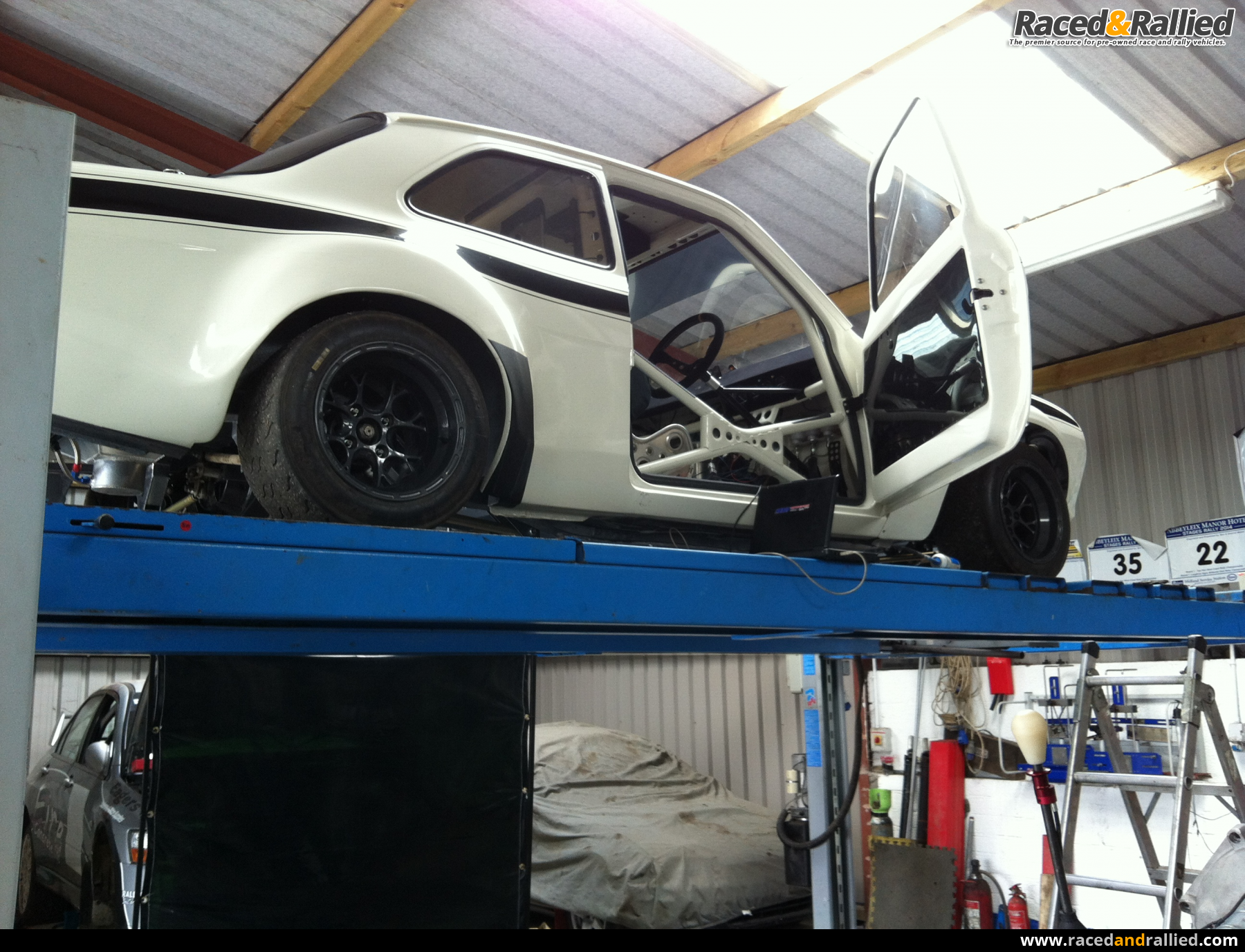 New Build Ford Mk1 Escort Race Cars For Sale At Raced