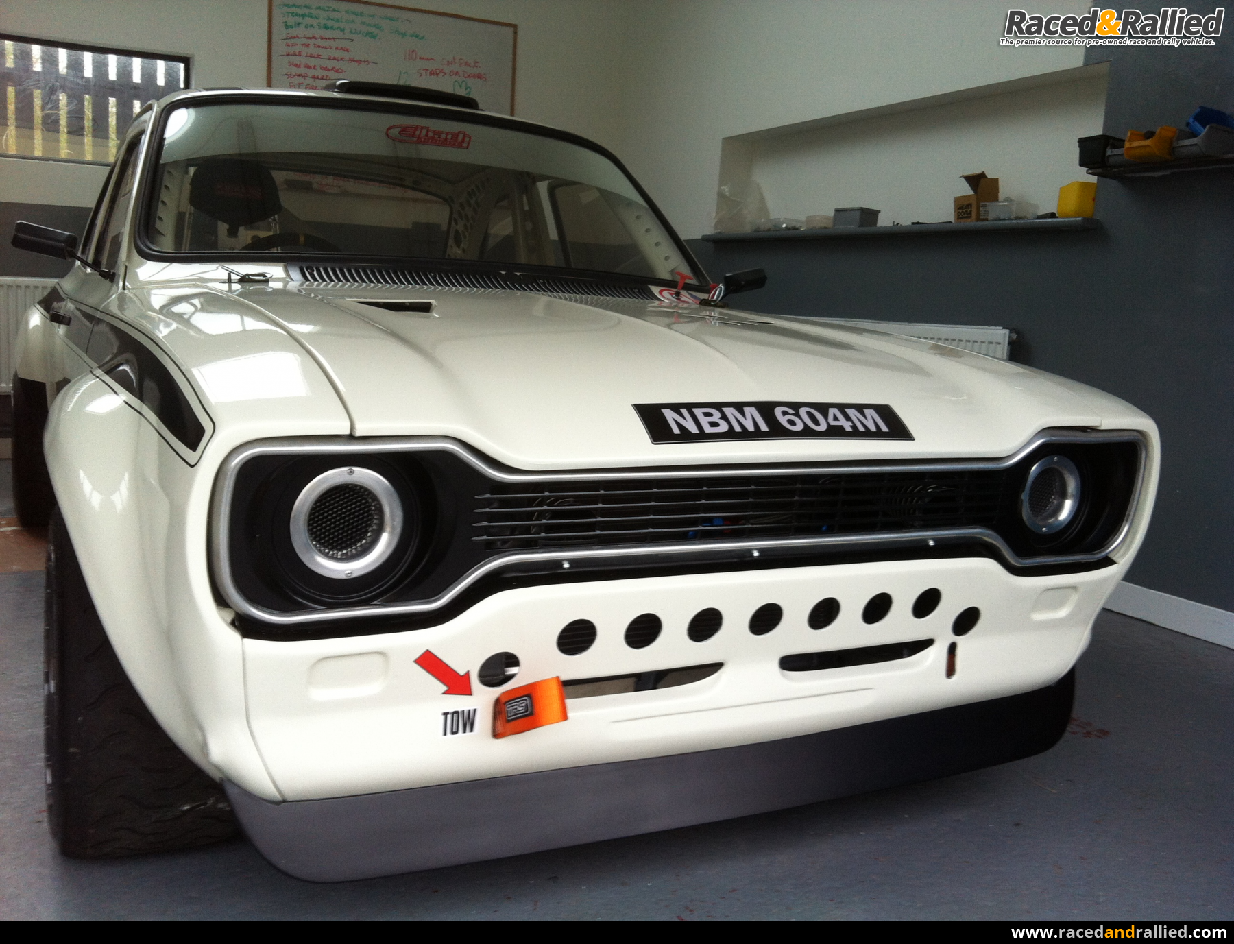NEW BUILD ford mk1 escort | Race Cars for sale at Raced & Rallied ...