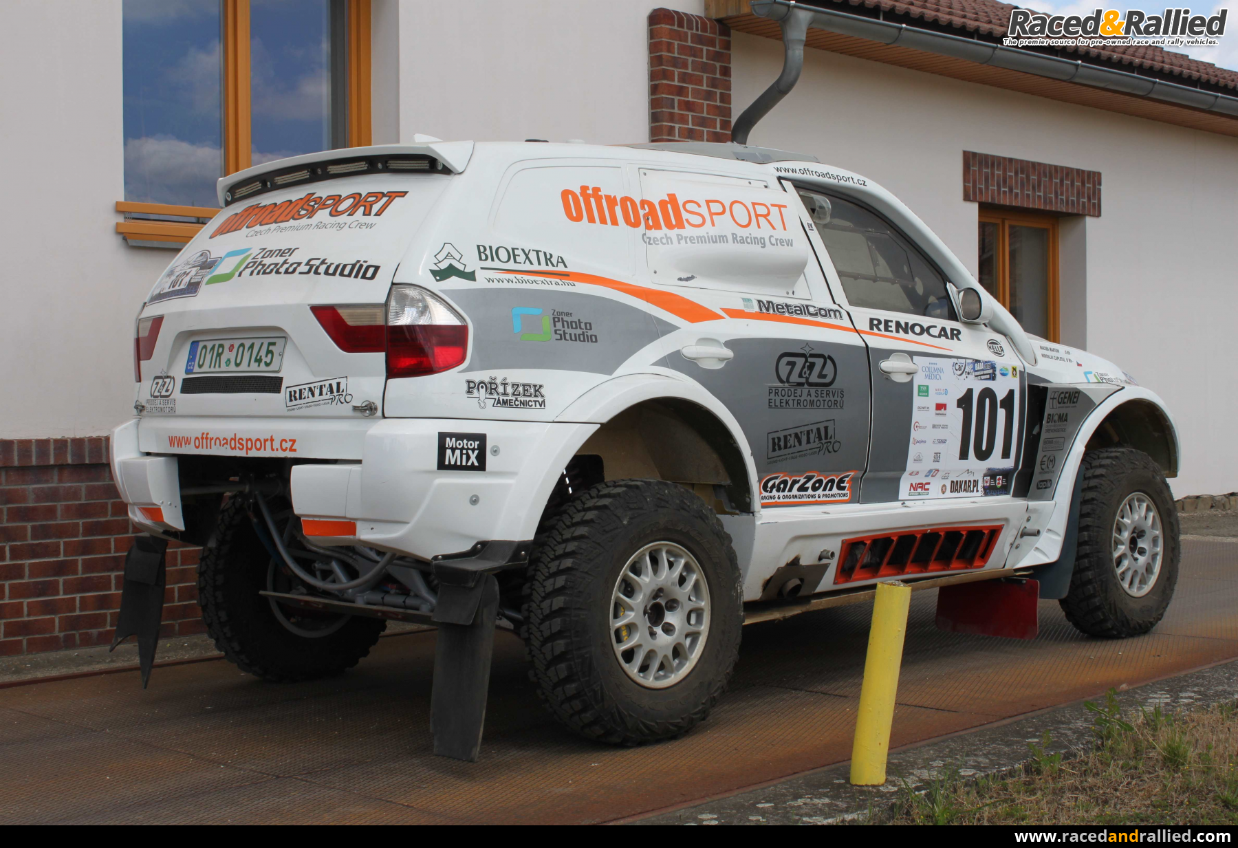 Bmw X3 Cc X Raid Rally Cars For Sale At Raced