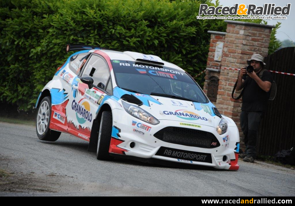 Race Cars For Sale >> FORD FIESTA R5   Rally Cars for sale at Raced & Rallied   rally cars for sale, race cars for sale