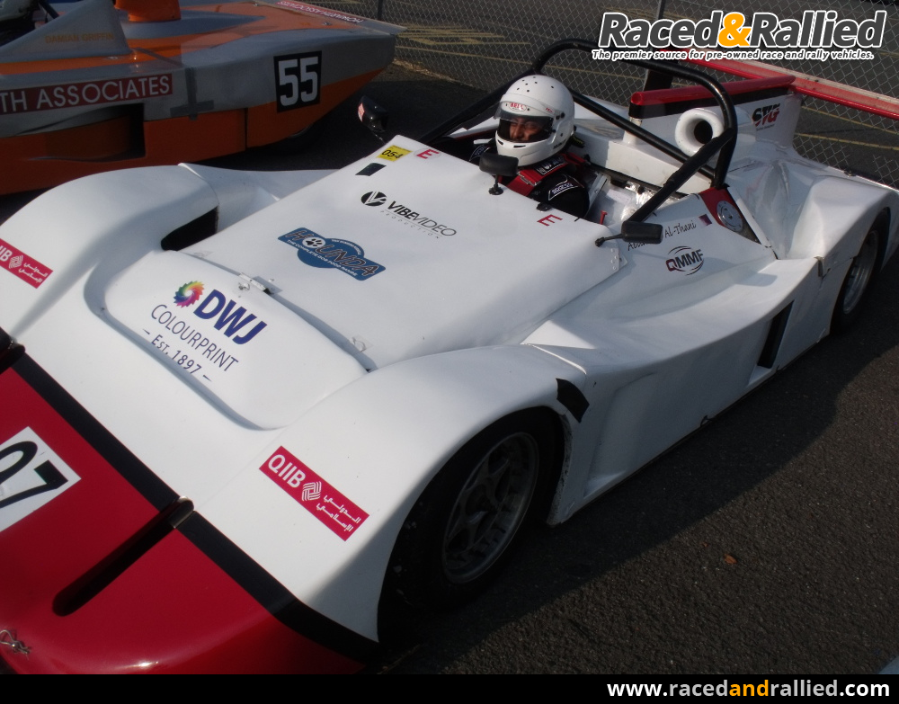 Fastest Road Bike >> Sports 2000 Duratec Mallock SVG | Race Cars for sale at Raced & Rallied | rally cars for sale ...