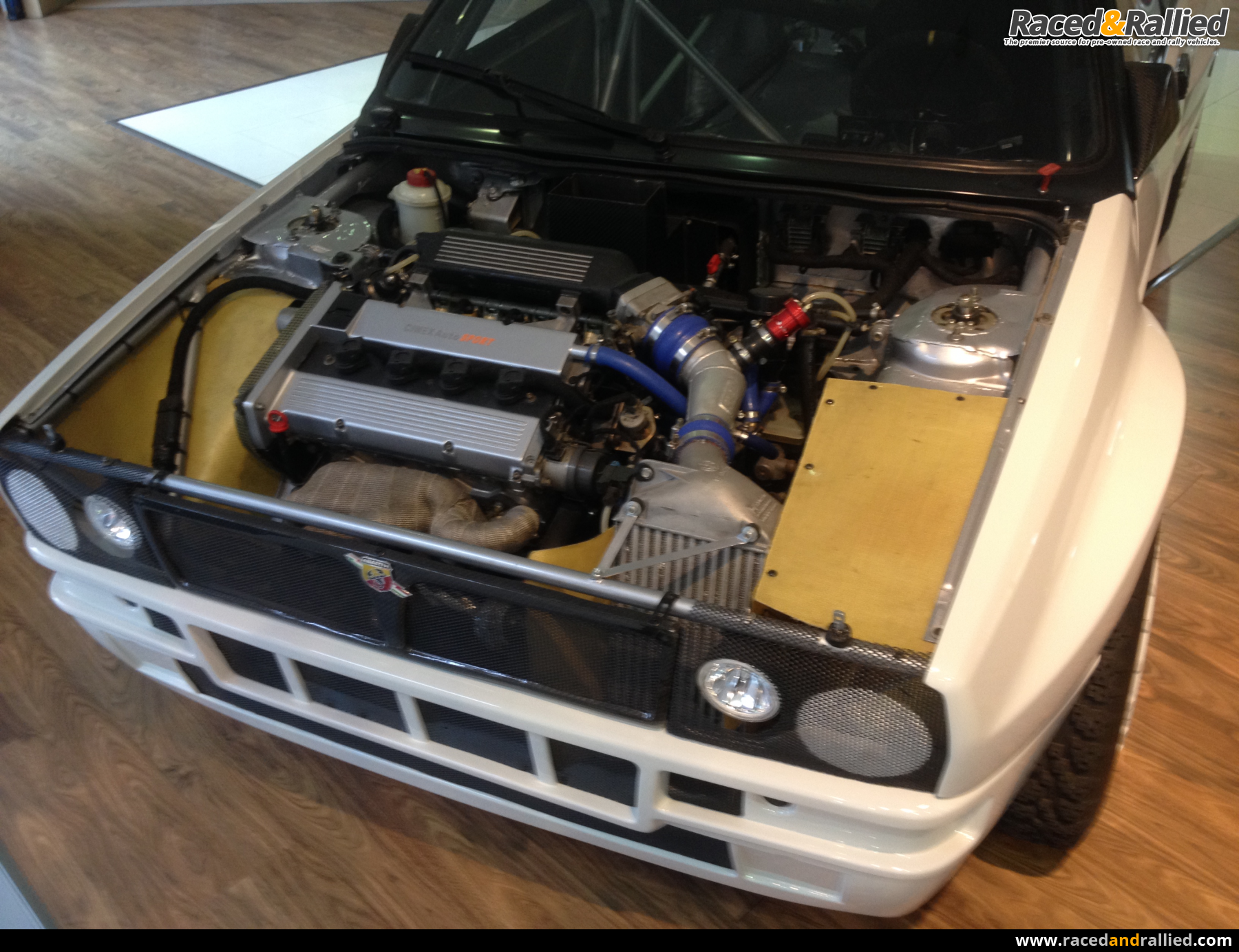 Lancia Delta Integrale - Proto Ice racing | Race Cars for sale at ...