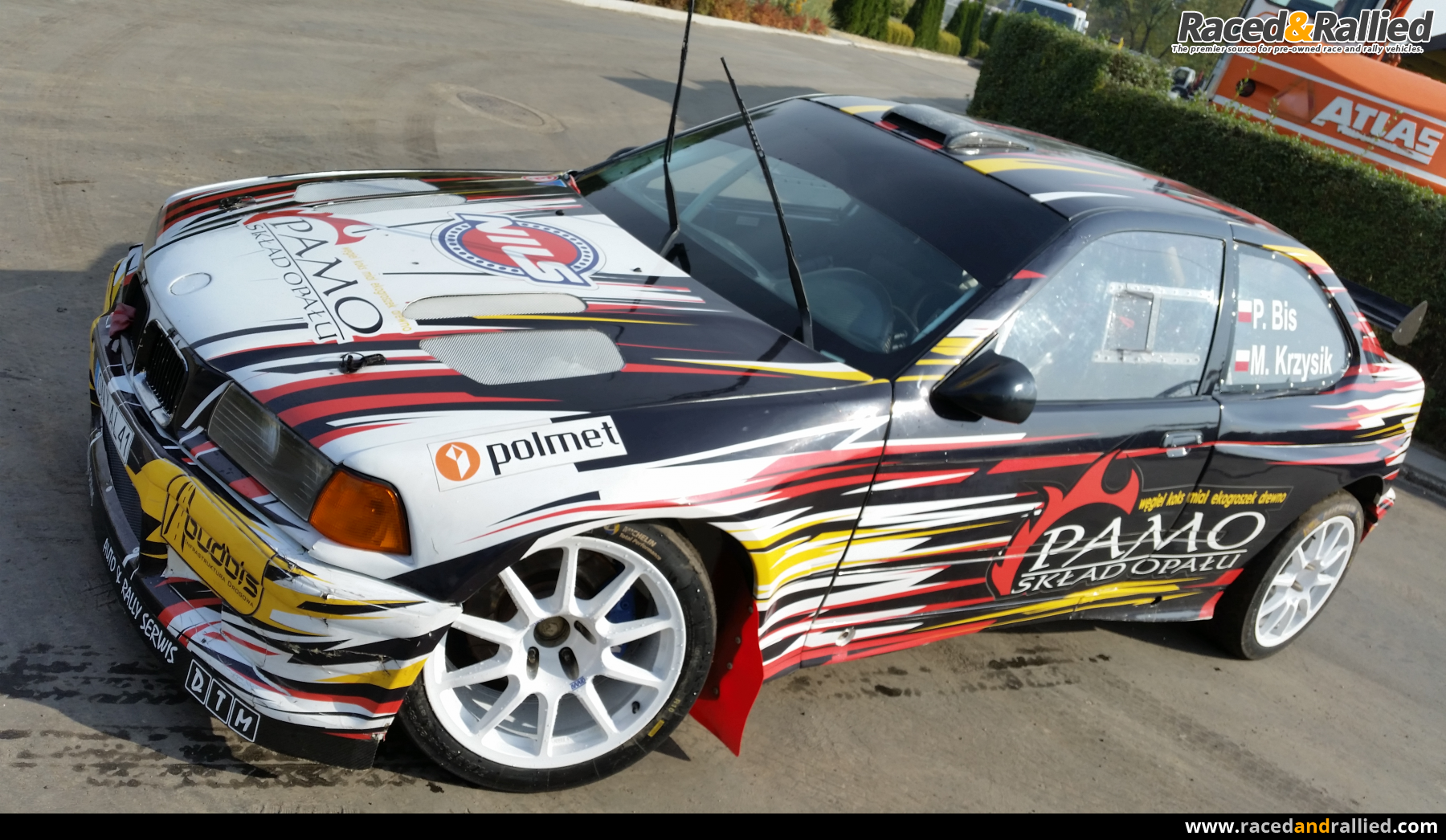 Bmw Compact M3 Rally Gr A Rally Cars For Sale At Raced