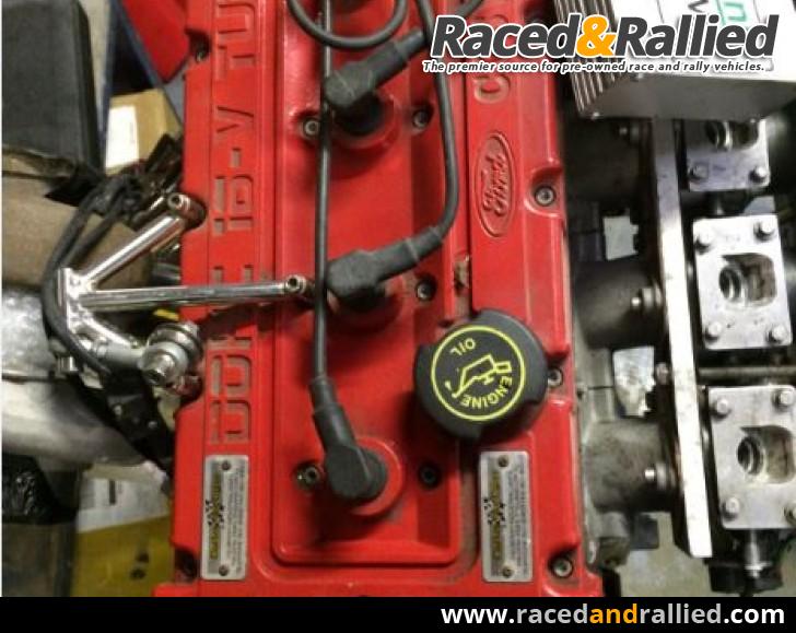 TOMMY FIELD SPEC WRC 200 BLOCK COSWORTH YB ENGINE Escort