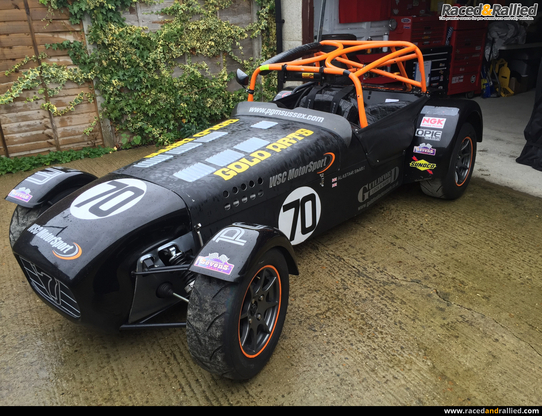 Caterham - 2007 Sigma powered For Sale | Race Cars for sale at Raced