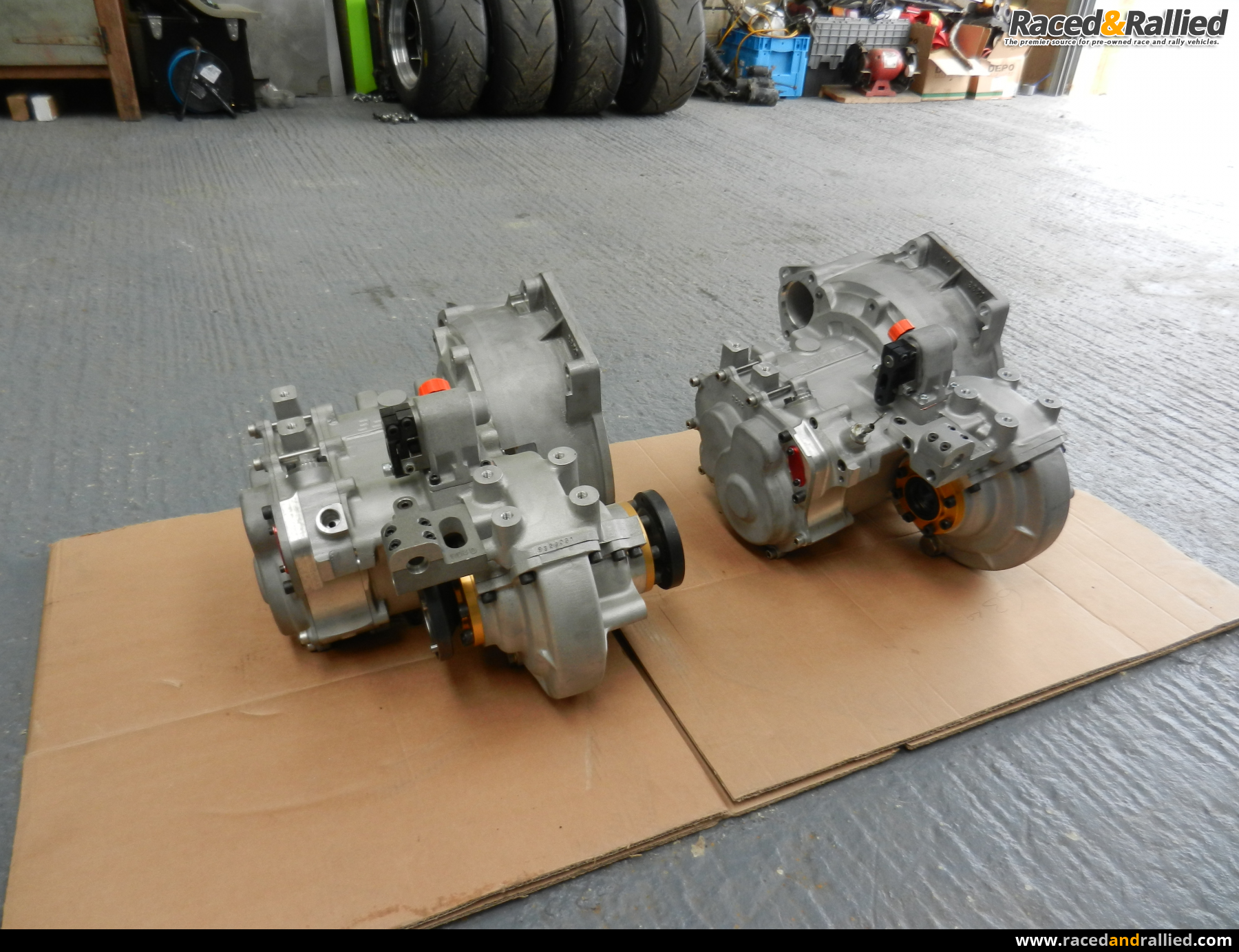 Quaife sequential gearbox   Rally Car Parts for sale at Raced ...