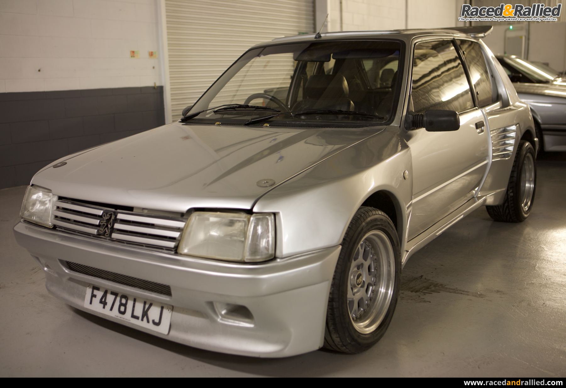 Peugeot 205 GTi Dimma | Performance & Trackday Cars for