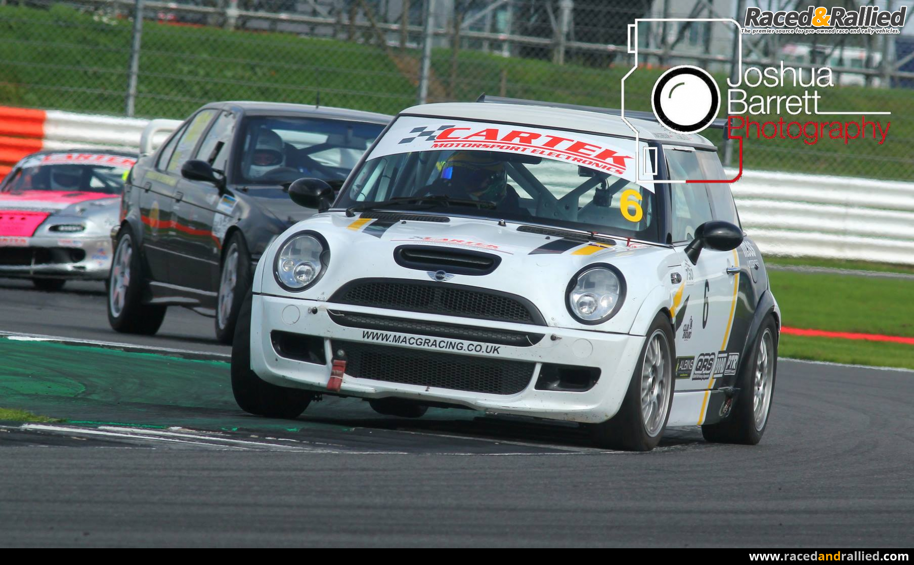 Very special Mini Cooper JCW Race Car   Race Cars for sale ...