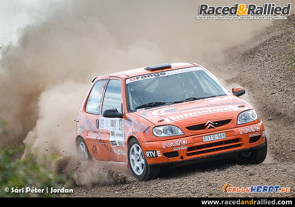 For Rent Citroen Saxo VTS GR A  | Rally Cars for sale at