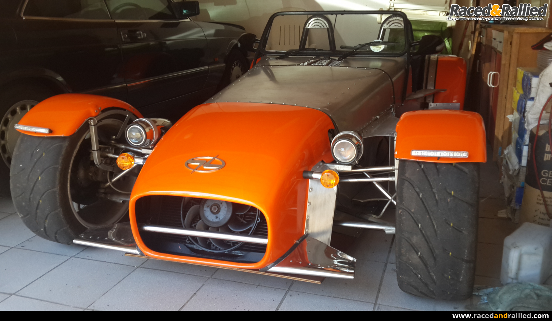 Vehicles For Sale: Lotus 7 Replica, Professionally Built