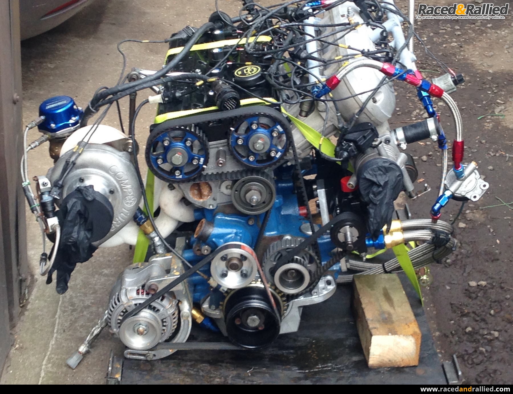 Rally Car Parts For Sale At Raced