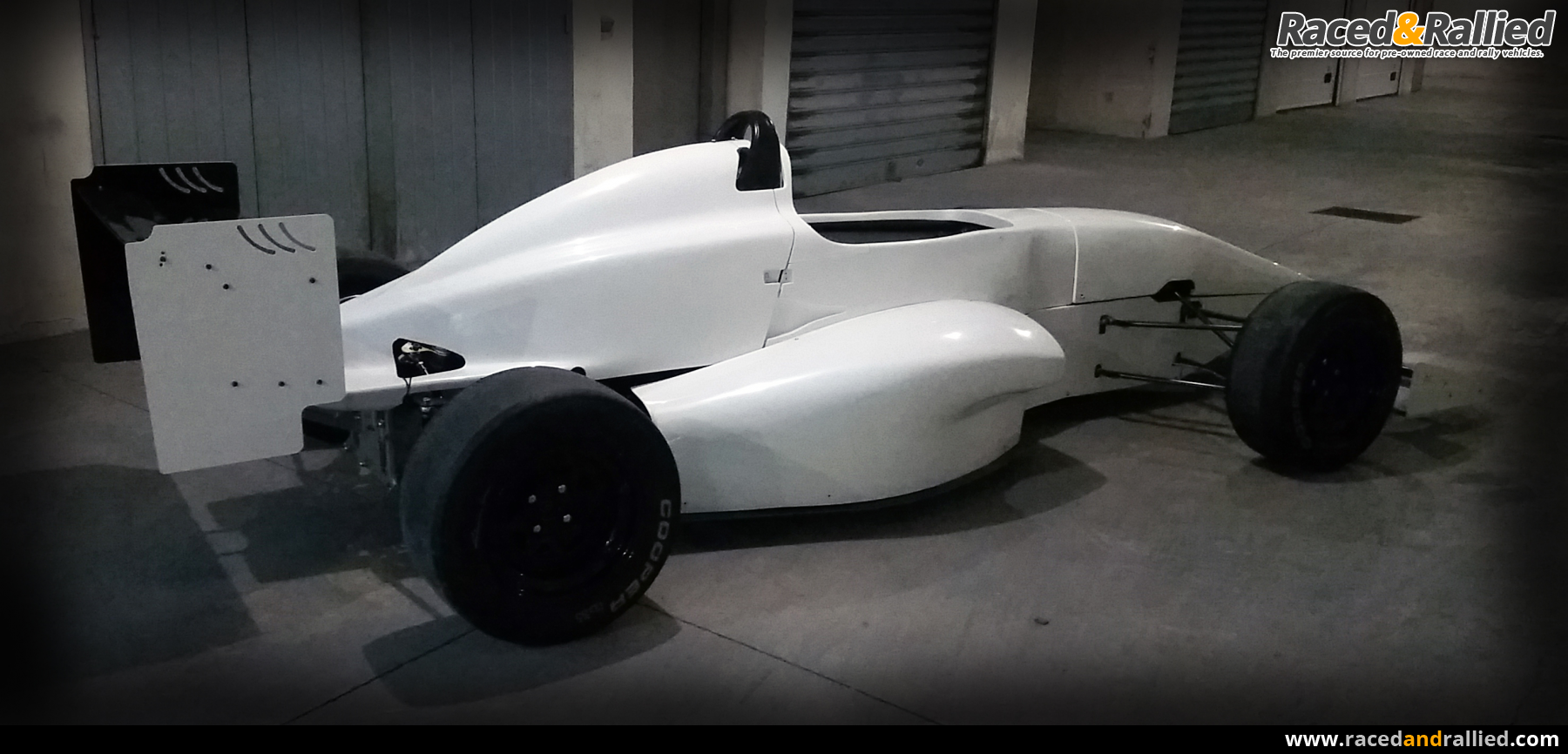 Classic Single Seater Race Cars For Sale
