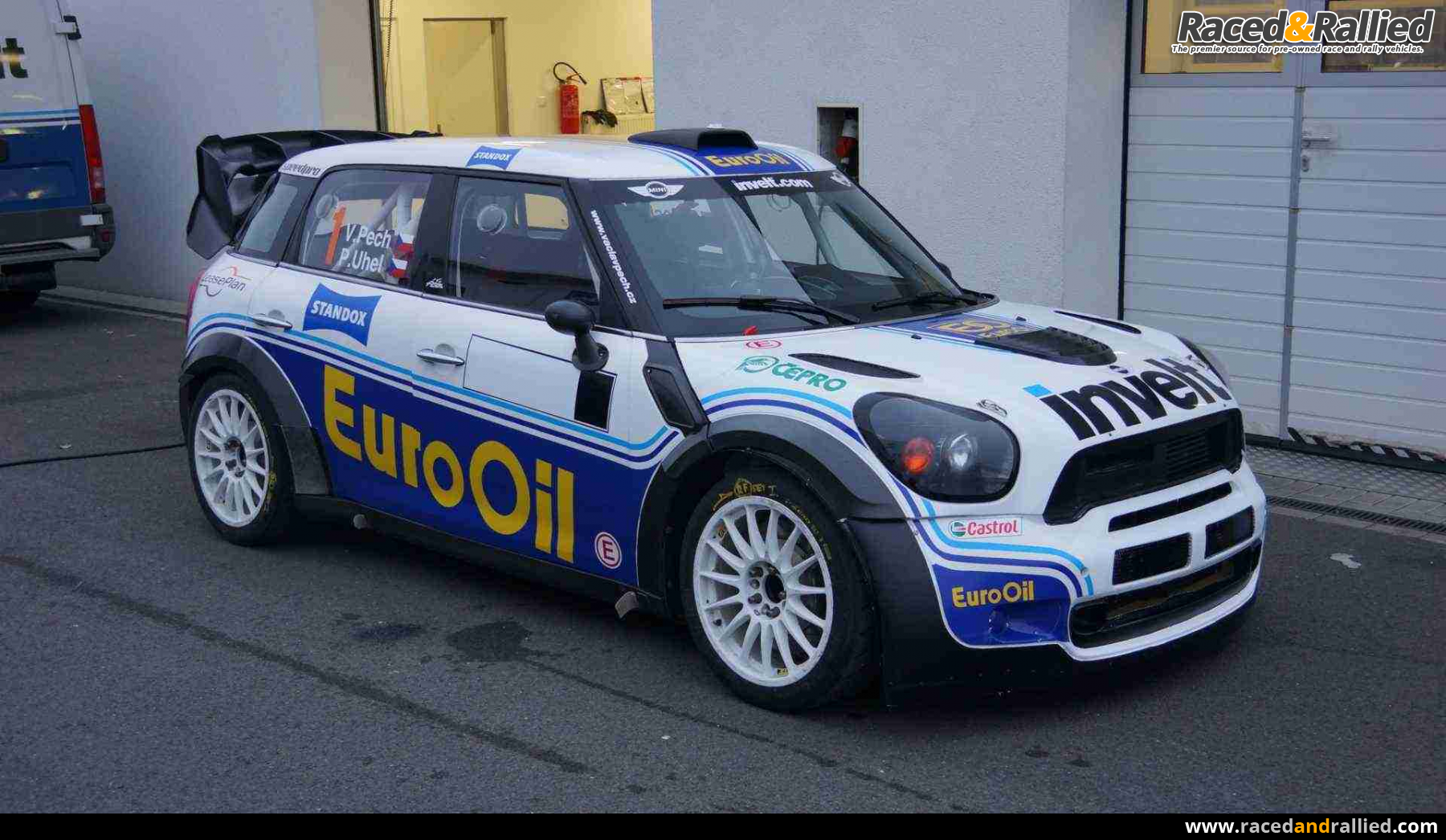 mini wrcrrc rally cars for sale at raced amp rallied