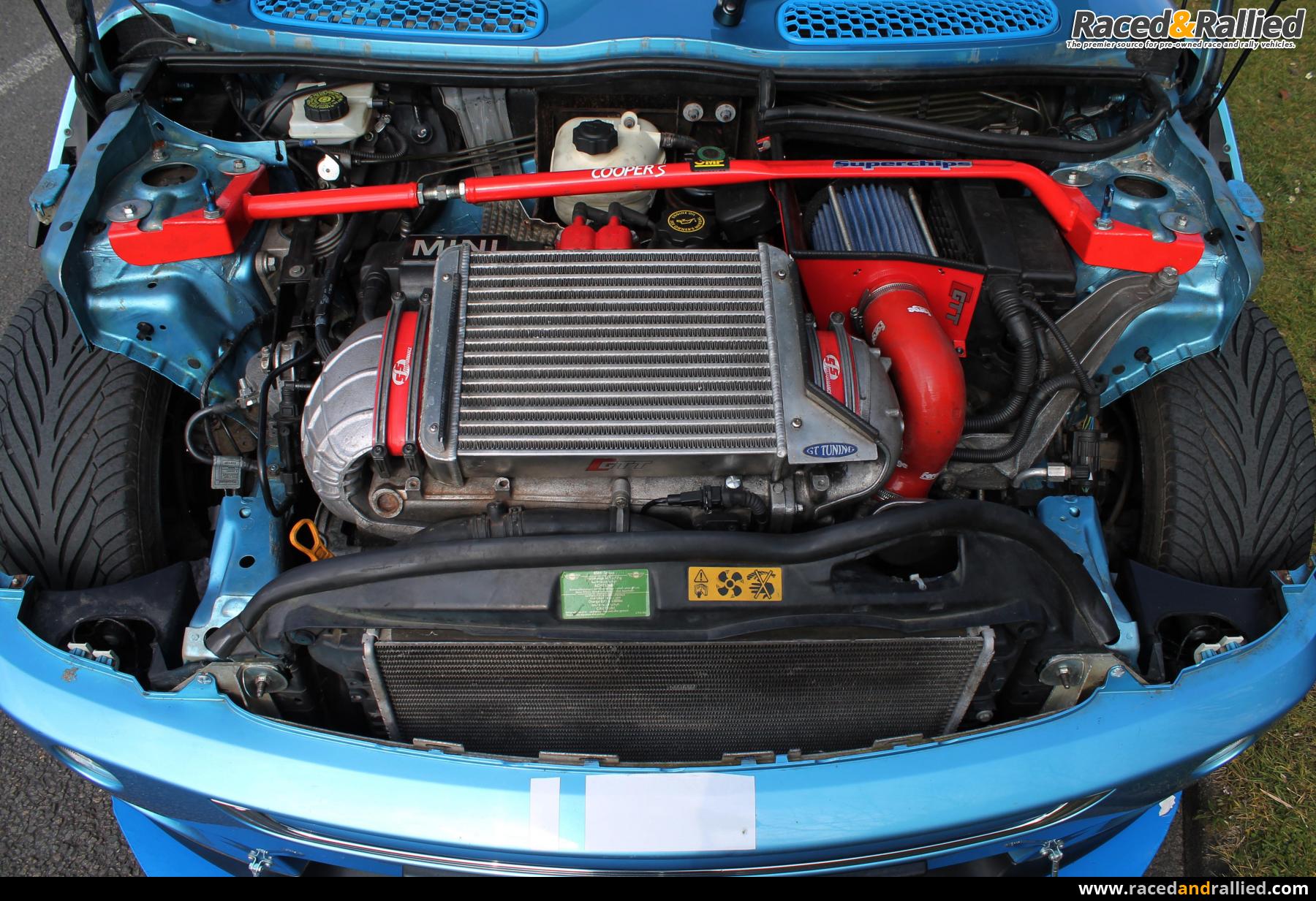 Vehicles For Sale: Track Ready, Road Legal Mini Cooper S GTT (250bhp