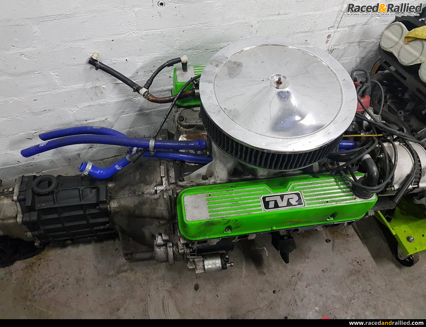 TVR Power V8 Rover 3.9 engine (complete) | kit car parts for sale at ...