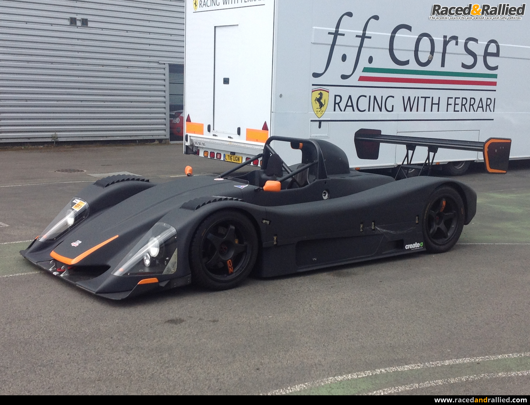 2001 Tampolli SR2/LMP675 With Nissan V6 ***OFFERS