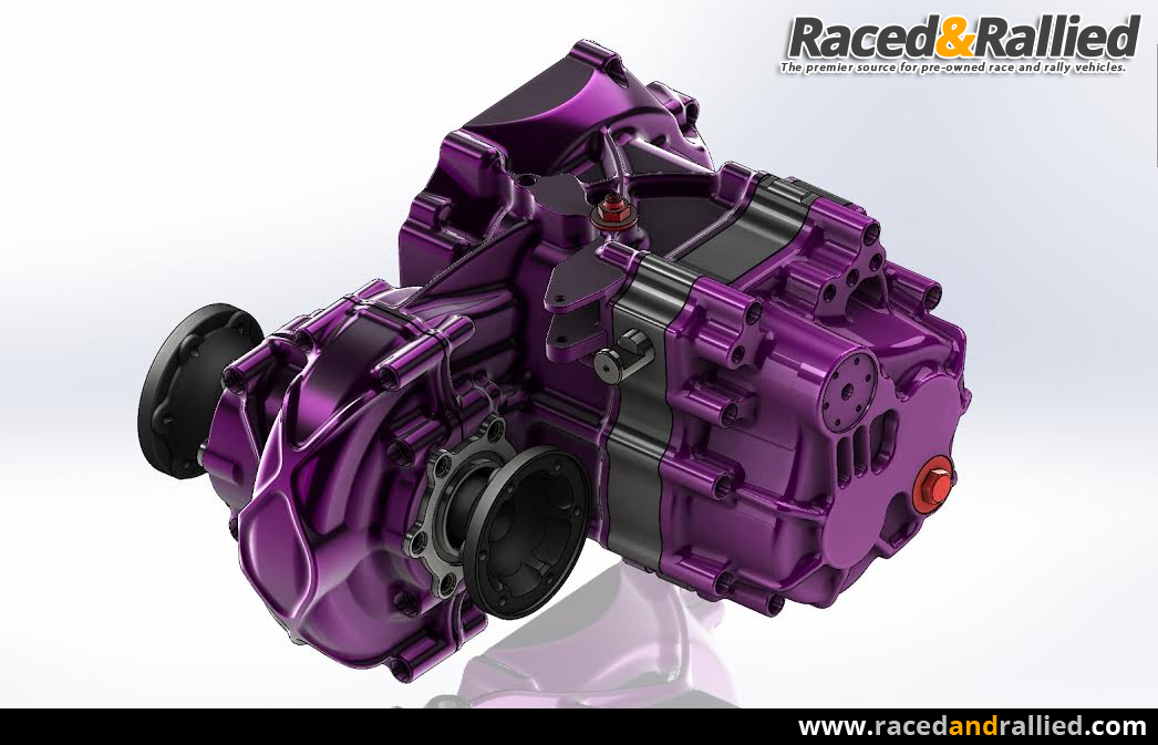 Honda B series sequential gearbox | Rally Car Parts for sale at Raced & Rallied | rally cars for ...