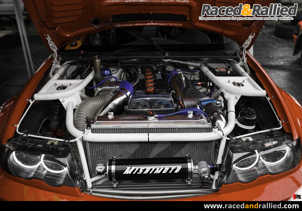 Drift Spec Bmw M3 E46 Race Cars For Sale At Raced Amp Rallied Rally Cars For Sale Race Cars