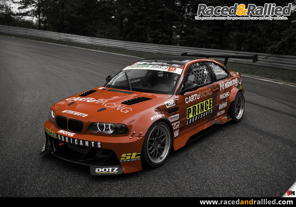 Drift Spec Bmw M3 E46 Race Cars For Sale At Raced Rallied