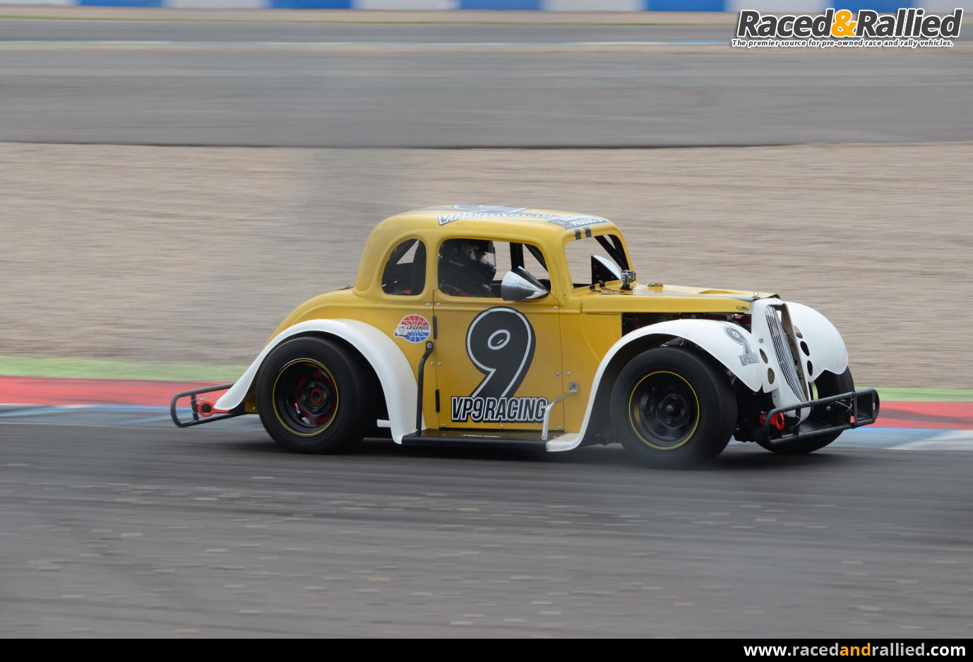 Vintage Race Cars For Sale >> Multiple Championship winning Legends Race Car Complete Set Up Including Tilt Bed Trailer. Stock ...