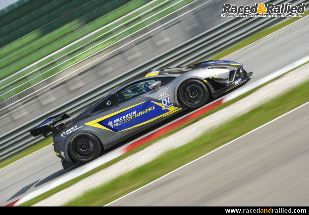 For Sale 2014 Reiter Lamborghini Gallardo Gt3 Fl2 Race Cars For