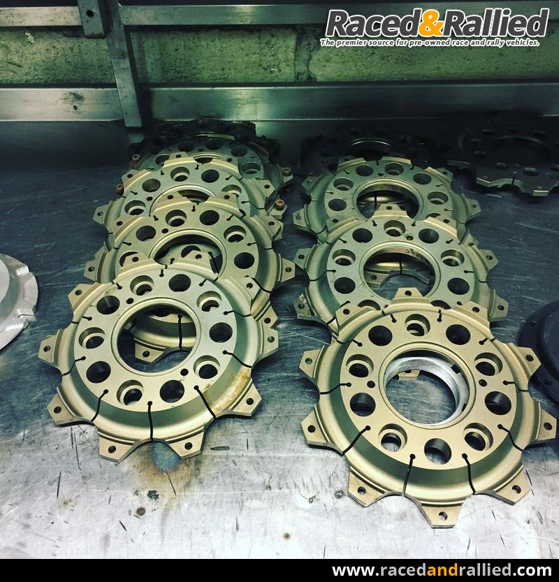 Audi Motorsport Brake Bells 20 Of