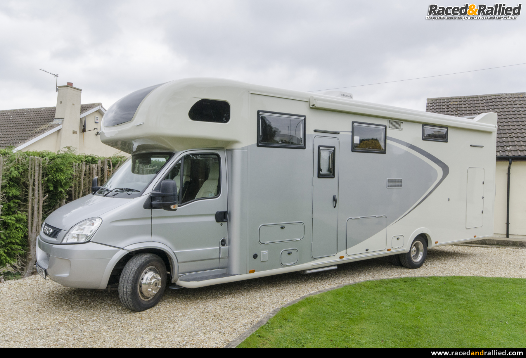 2012 Iveco Daily Bespoke Racetruck Motorhome Trailers