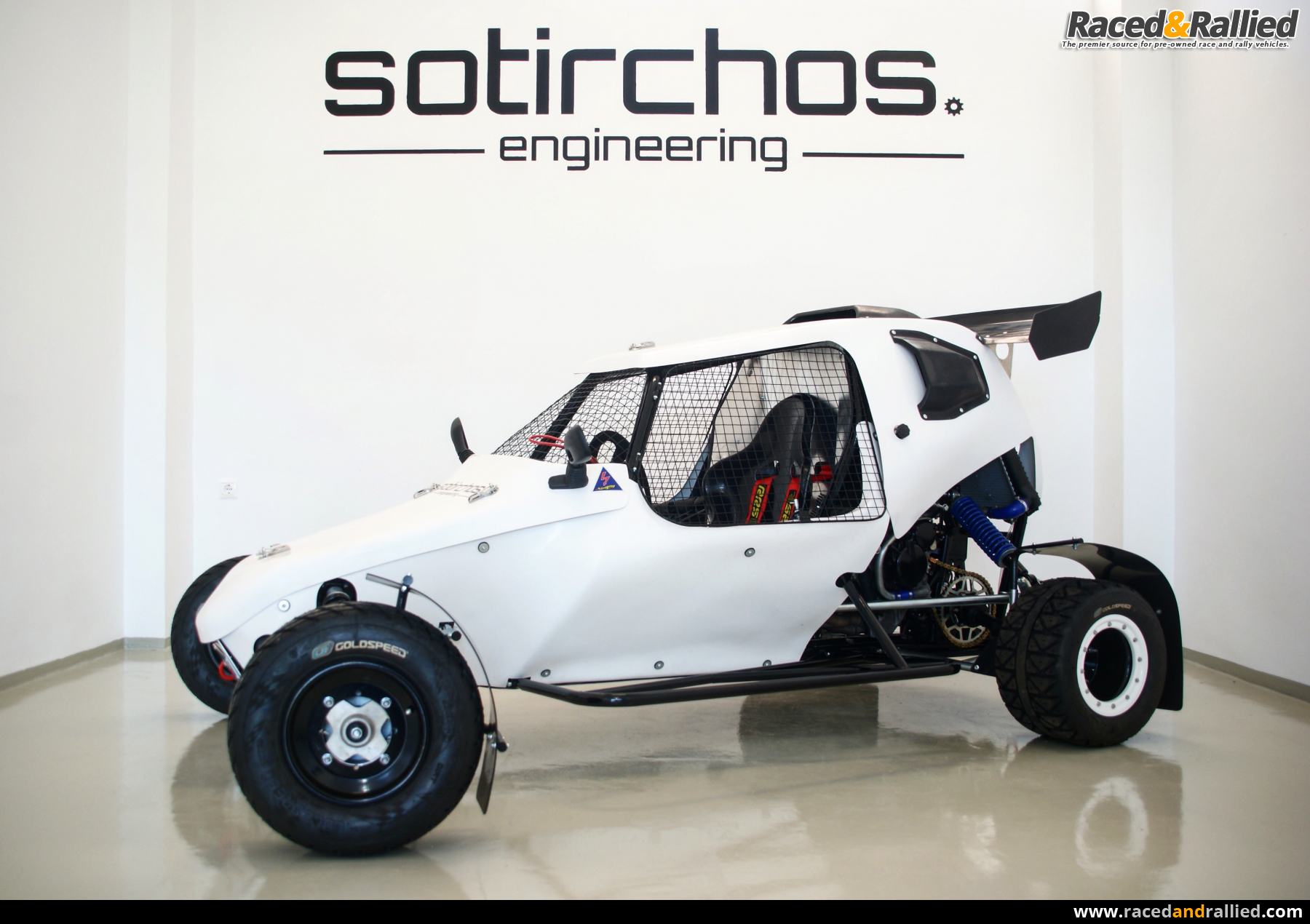 Car Brake Parts >> Kartcross - Sotirchos Engineering | Bike engined kit cars for sale at Raced & Rallied | rally ...