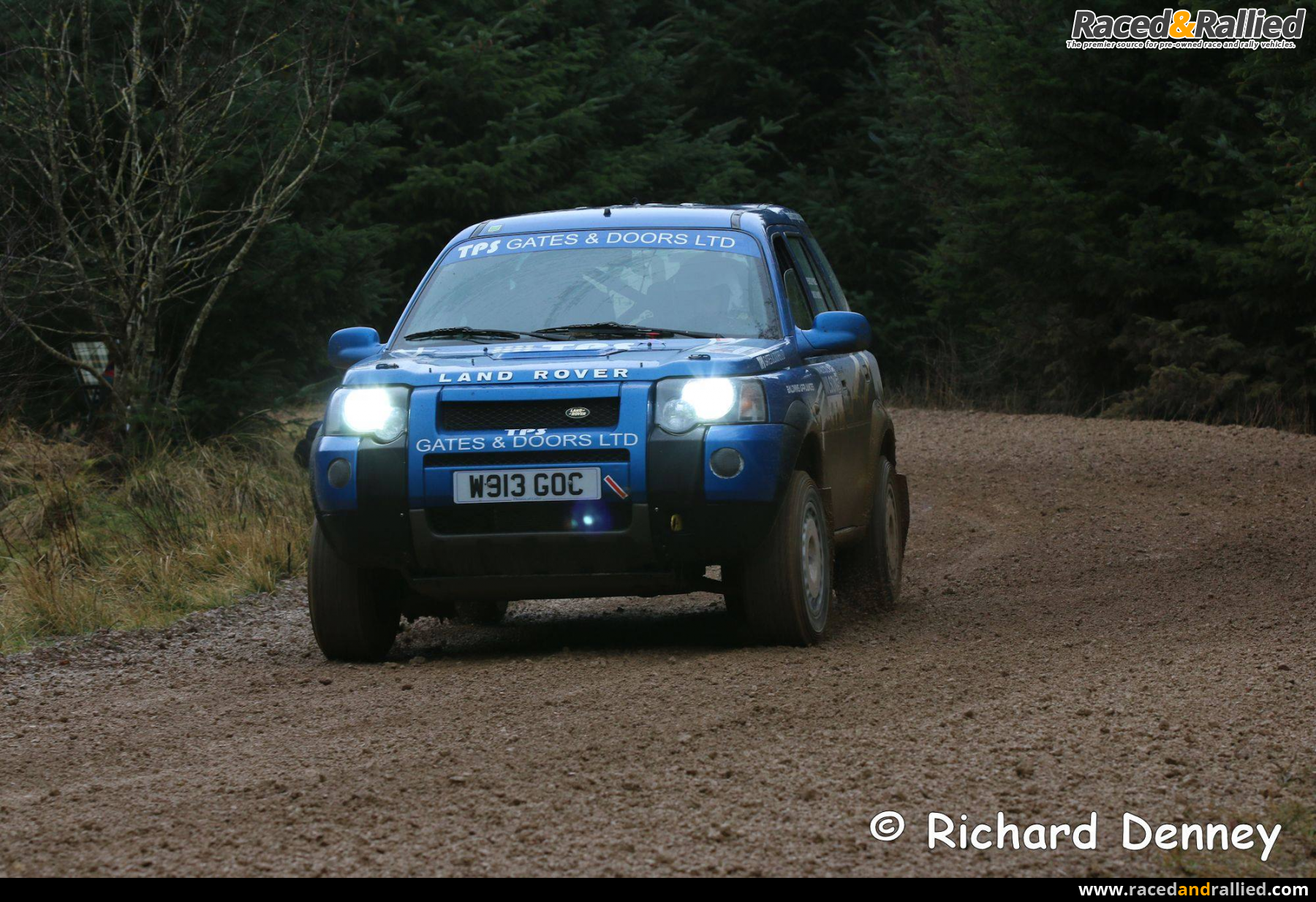 M-Sport Freelander | Rally Cars for sale at Raced & Rallied | rally ...