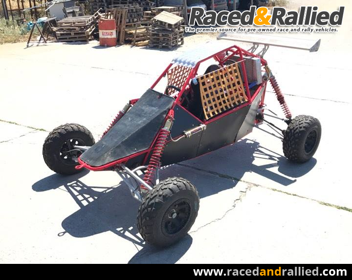 EDGE BARRACUDA BUGGY | Rally Cars for sale at Raced
