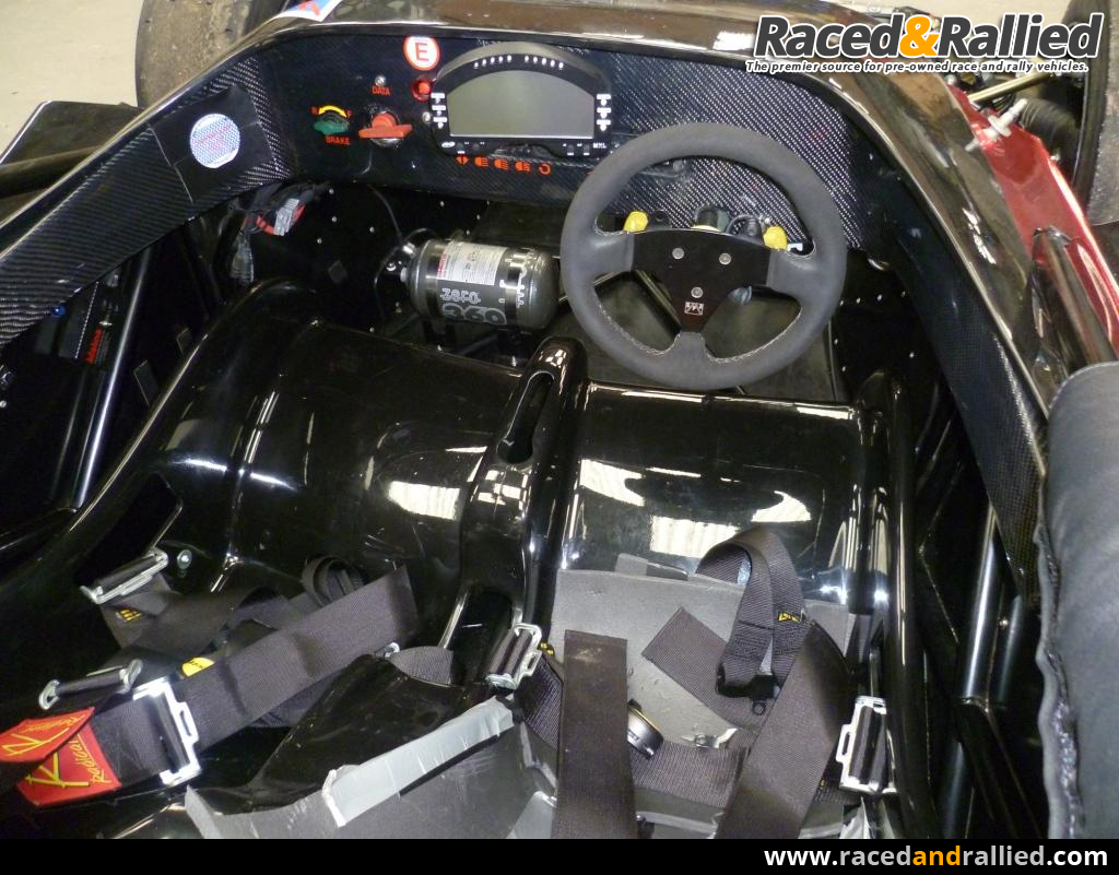 Radical SR8 RX   Race Cars for sale at Raced & Rallied   rally cars