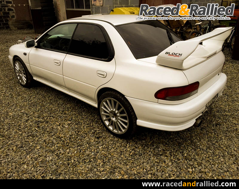 Subaru Impreza GT STi | Rally Cars for sale at Raced & Rallied ...