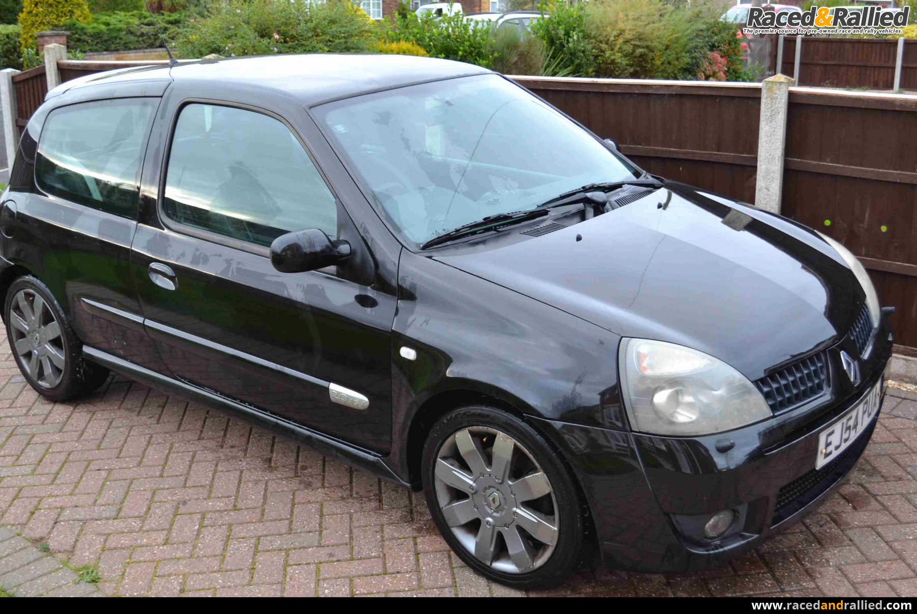 Renault Clio 182 Sport 2004 Black 127k Miles Mot Nov 18 Race Rally Cars Free Classifieds From Raced Rallied