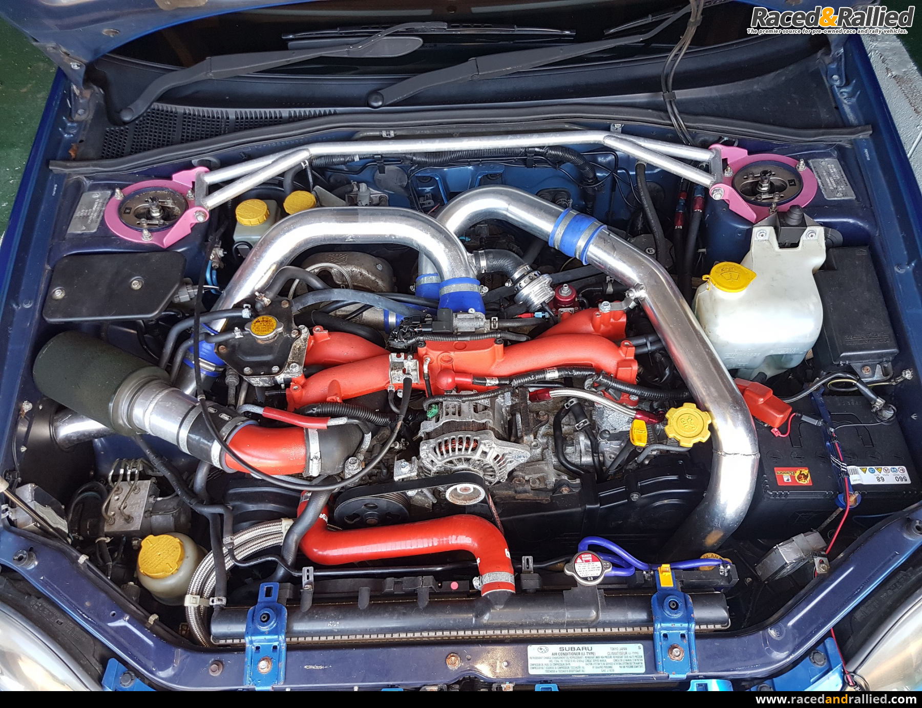 subaru impreza XRC STI PPP | Performance & Trackday Cars for sale at