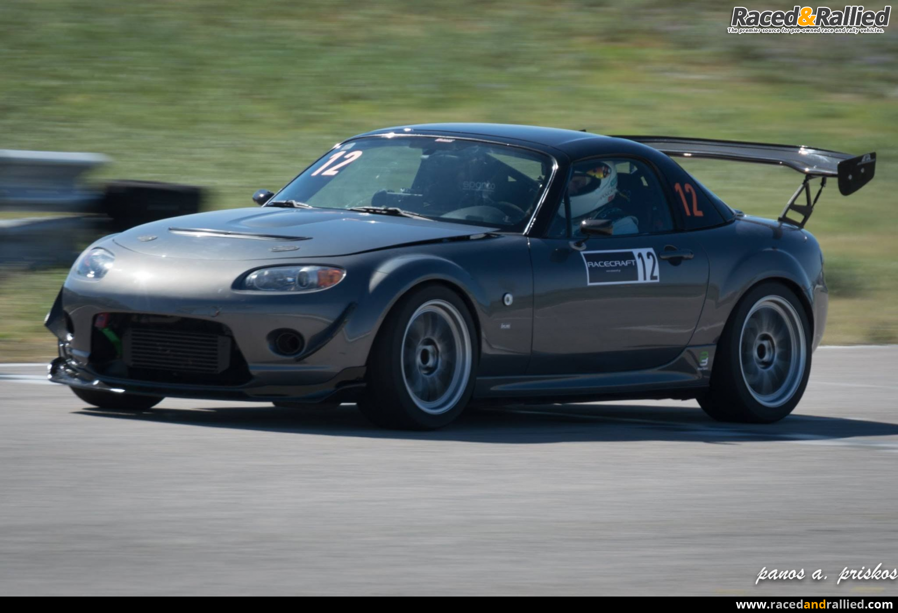 Cobra Kit Car >> Mazda MX5 NC 1.8 KW Rotrex | Performance & Trackday Cars for sale at Raced & Rallied | rally ...