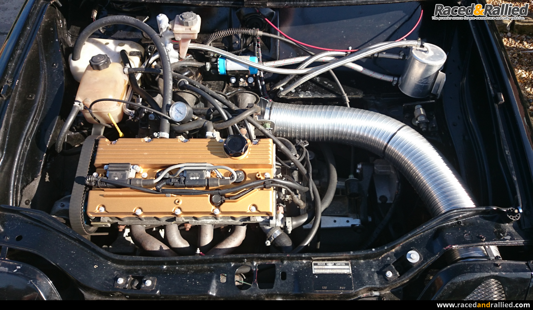 Cobra Kit Car >> Rover K-series 1400cc race/hillclimb engine 150bhp   Race ...