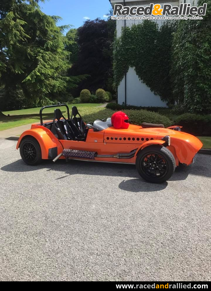 2009 Tiger Avon Kit Car with low mileage | Kit Cars for sale at ...
