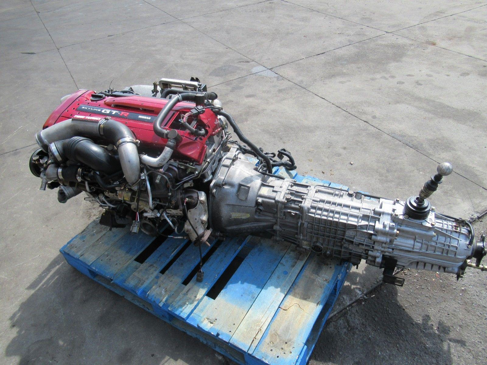 Nissan Skyline R34 Gtr Rb26det Engine Race Car Parts For Sale At Rb26 Wiring Harness