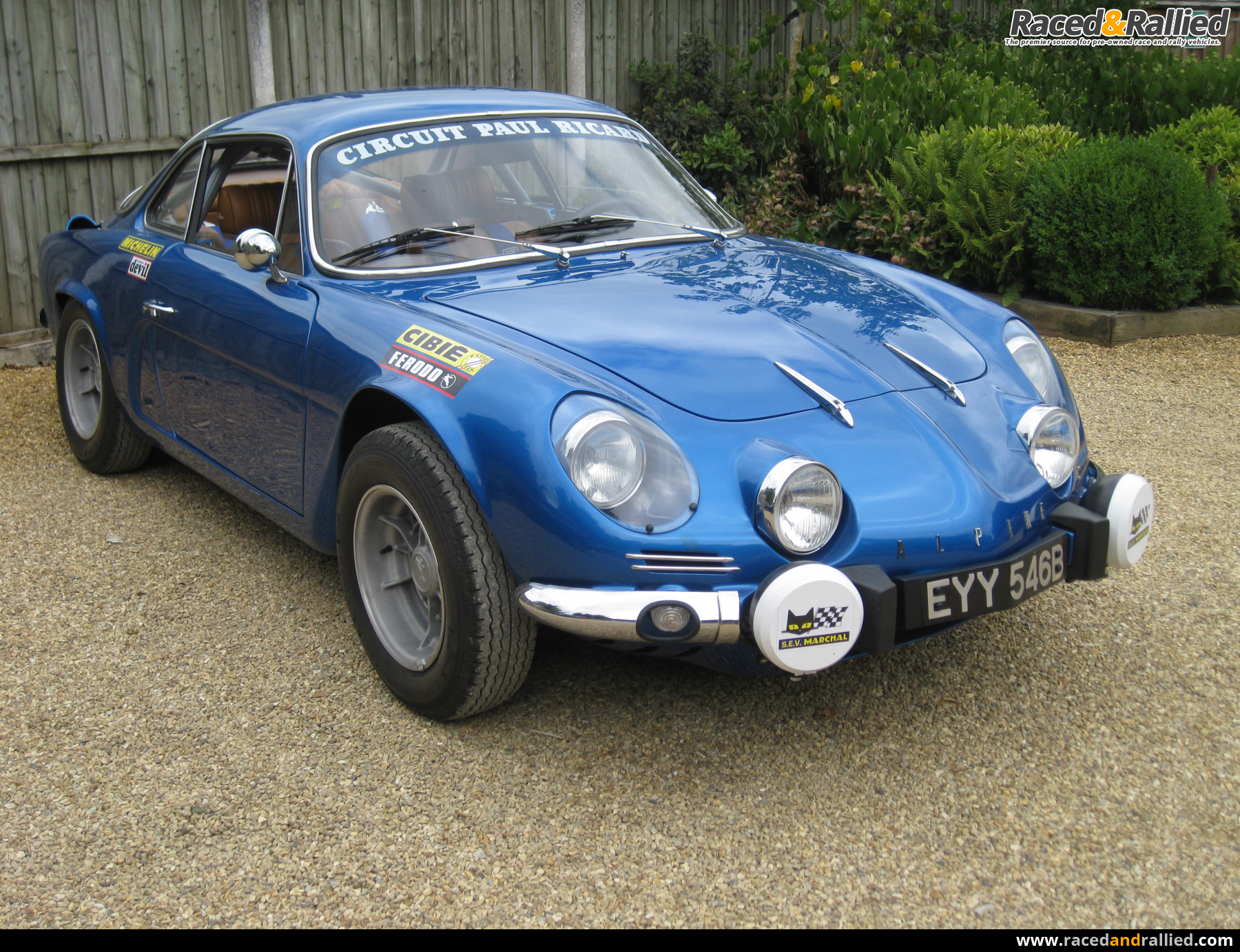 Renault Alpine A110 >> Renault Alpine A110 Classic Vintage Cars For Sale At