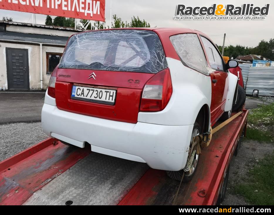 CITROEN C2 SUPER 1600 KIT RACE PREP | Race Cars for sale at
