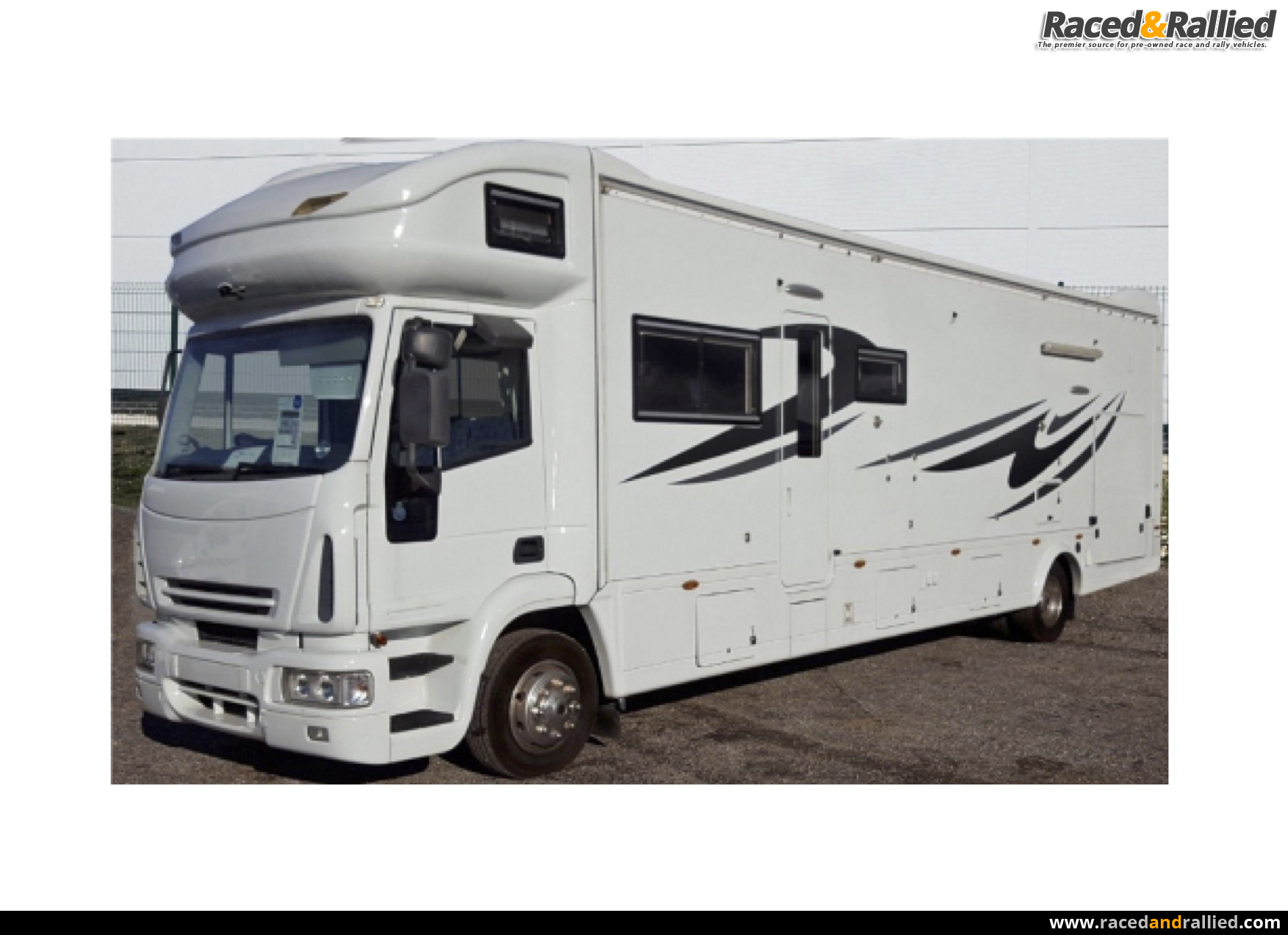 Rs Race Cruiser Motorhome Race Truck Trailers