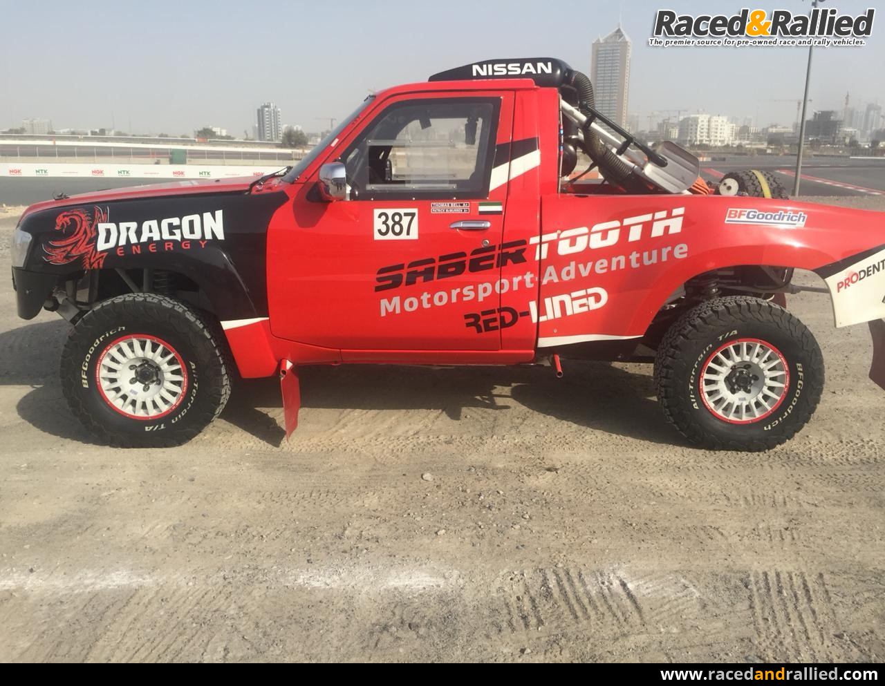 NISSAN PATROL T1 (FIA) | Rally Cars for sale at Raced ...