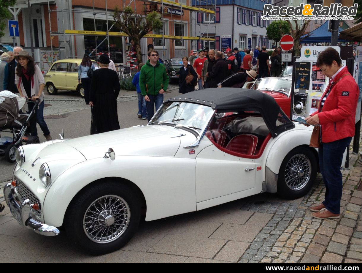Triumph TR3A | Classic & Vintage cars for sale at Raced & Rallied