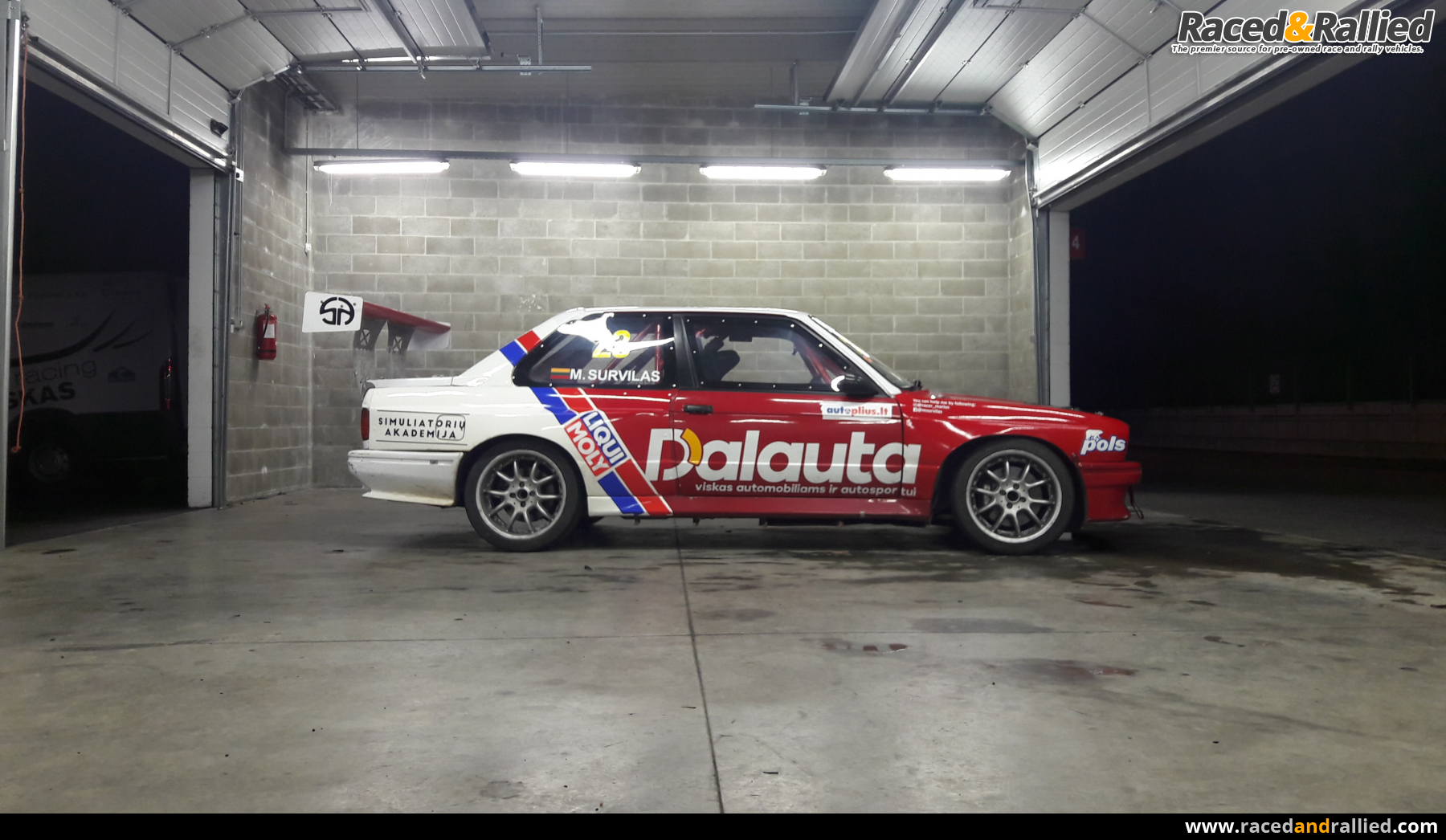 Bmw E30 Race Time Attack Car Race Cars For Sale At Raced